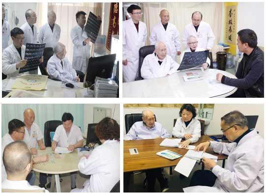 让肝病患者享受北京肝病专家服务:河南省医药附属医院会诊进行时